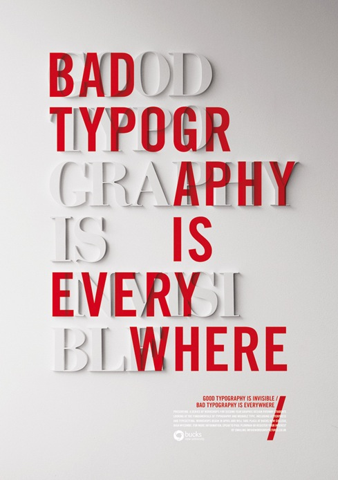 The Truth About Typography.