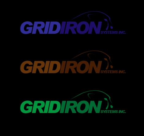 GoldIron Blackground