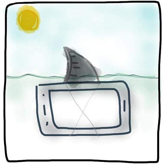 SHARK-SCAMP