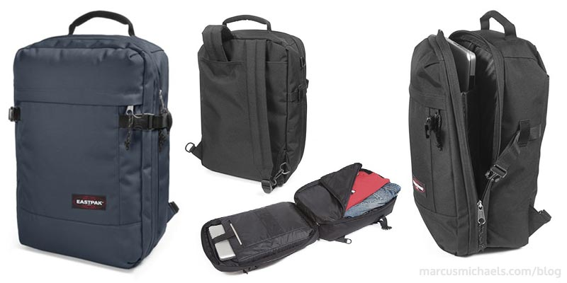 Marcus' Blog | Choosing a Travel Backpack