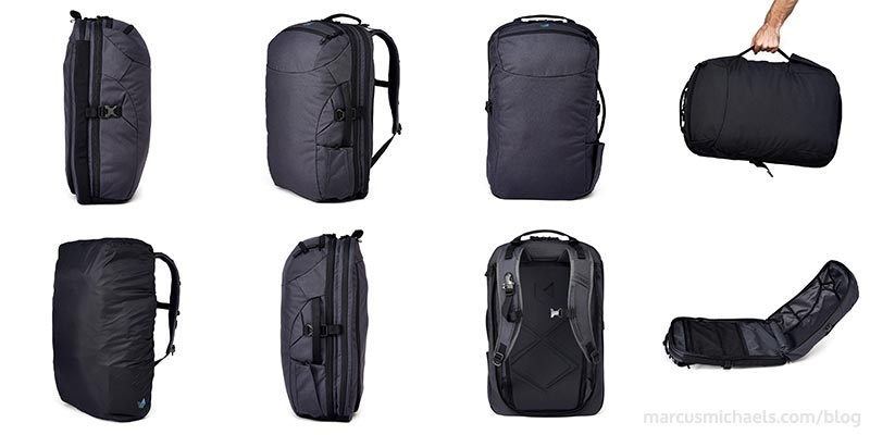 Minaal Carry On Backpack
