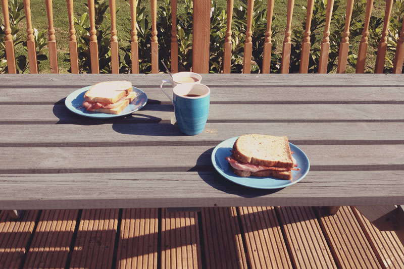 Sandwich in Sandwich