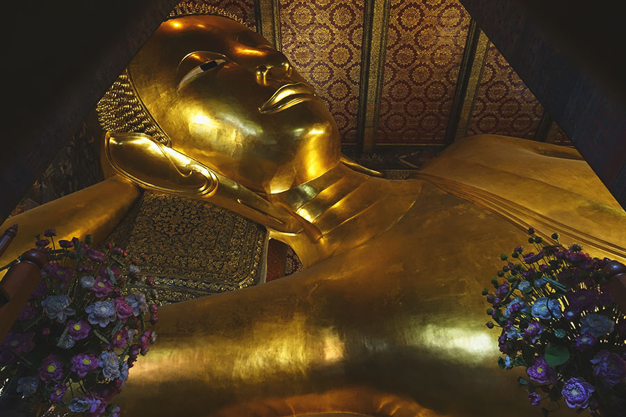reclining-buddha-head