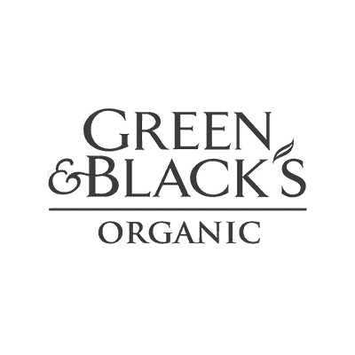 Green & Blacks Logo