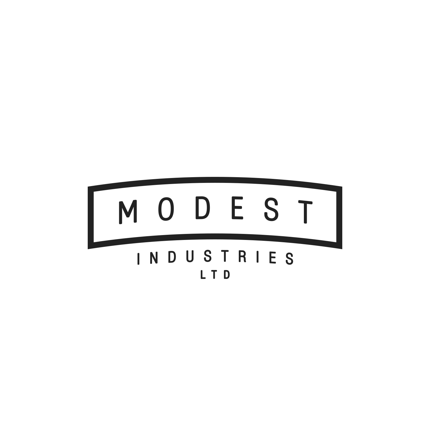 Modest Industries Banner