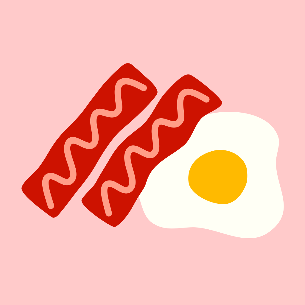 Bacon Squiggle